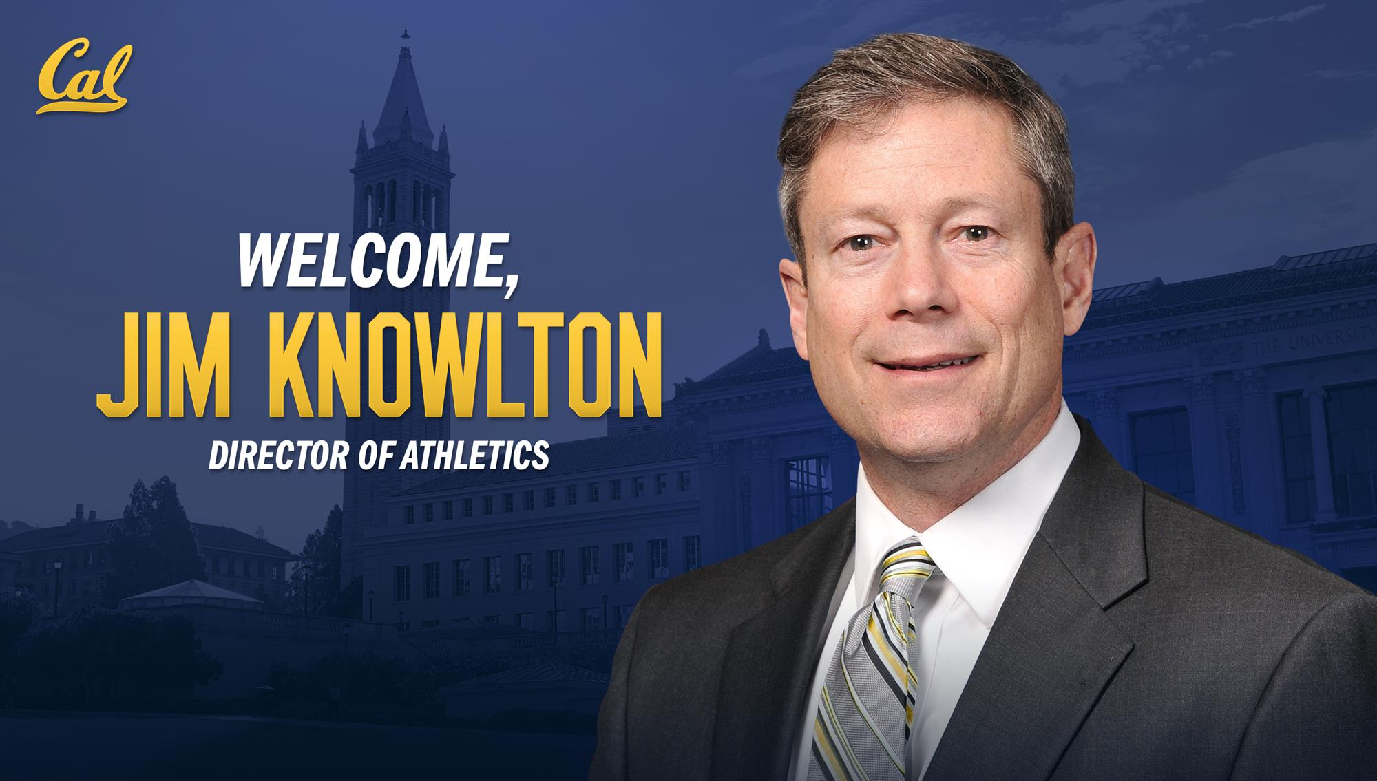Jim Knowlton Named Director of Athletics