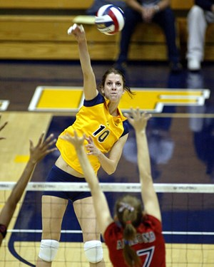 Mia Jerkov Volleyball University Of California Golden Bears Athletics