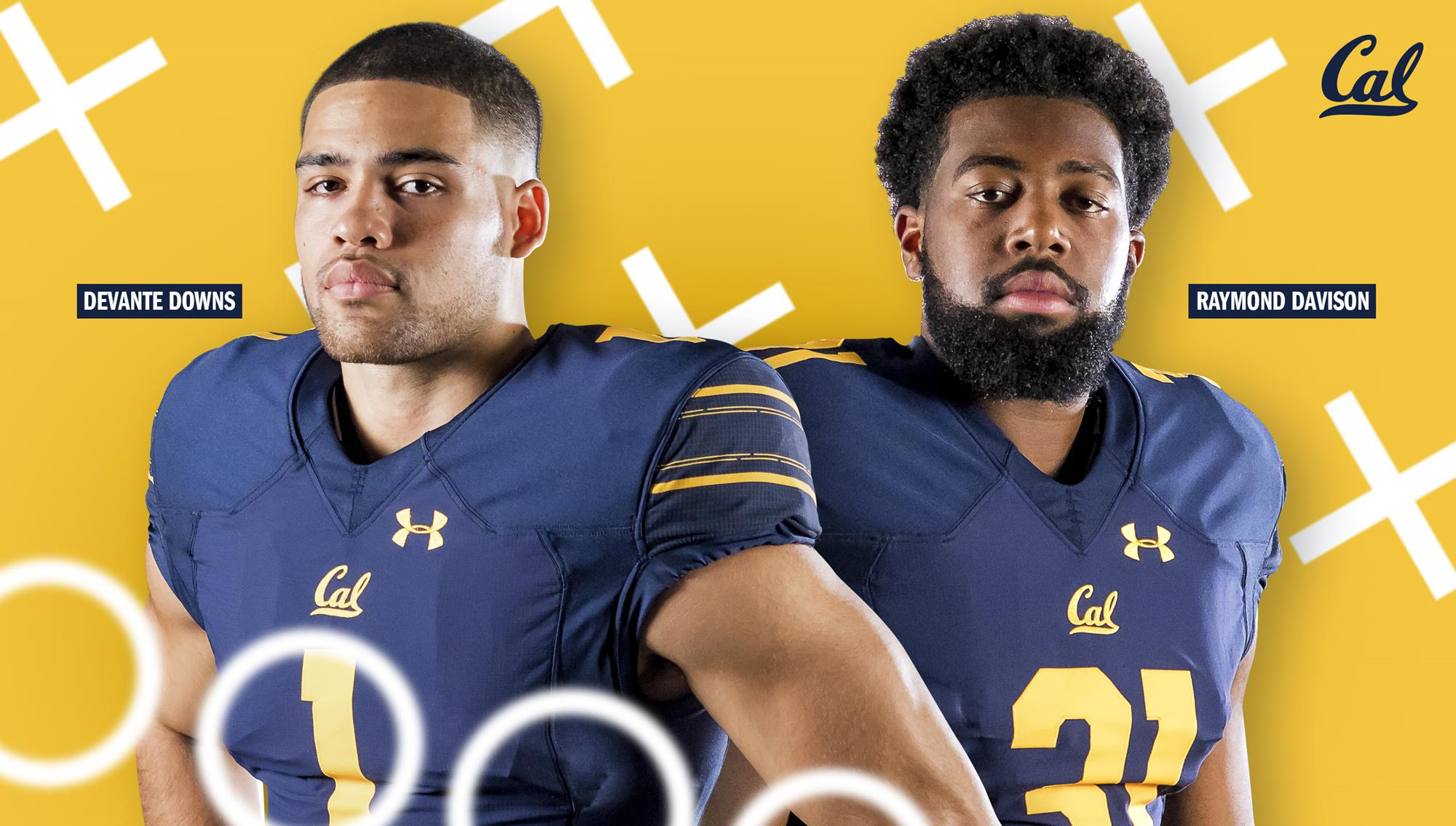 the best attitude 526f5 5d030 Inside Look At The Linebackers - University of California ...