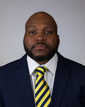 Torre Becton - Football Coach - University of California Golden