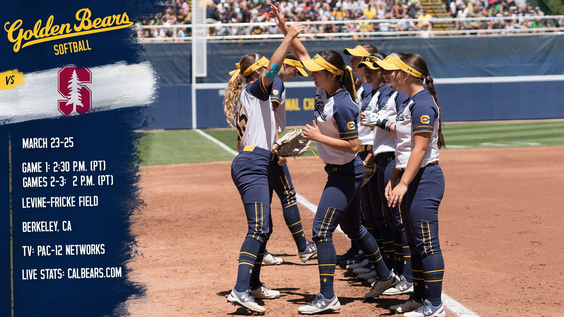 Cal Returns Home For Rival Series University Of California Golden
