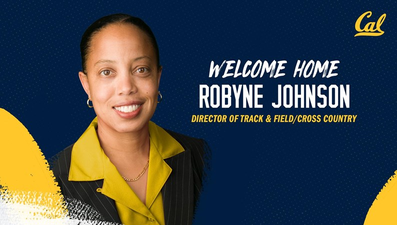 Robyne Johnson Named Director of Track & Field/Cross Country