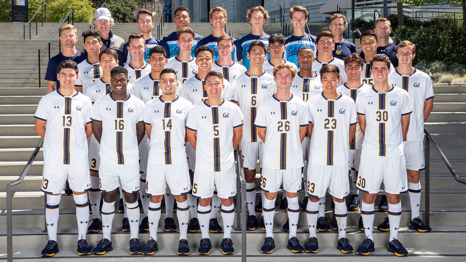 2019 Men S Soccer Roster University Of California Golden Bears Athletics