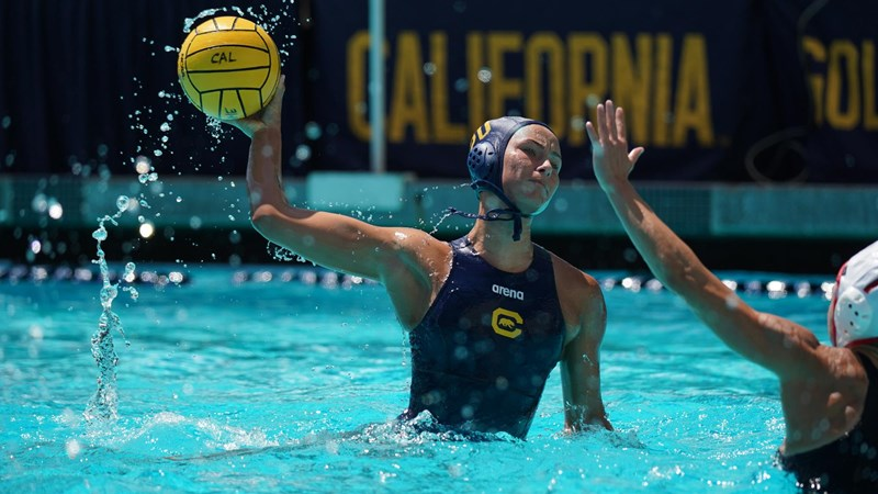 No. 2 Stanford Pulls Away Late To Beat No. 4 Cal - University of California Golden Bears Athletics