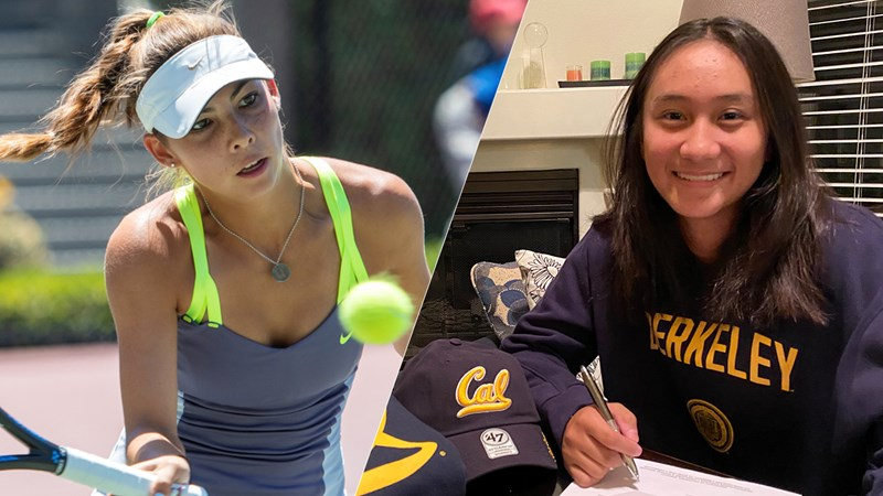Alsola, Thiel Be a part of Ladies's Tennis For 2021-22 – College of California Golden Bears Athletics